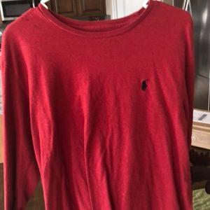 Men's Ralph Lauren Polo long sleeve shirt - Large